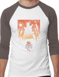 Akaiju Men's Baseball ¾ T-Shirt