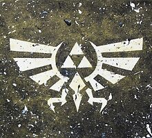 Legend of Zelda Triforce by HerkDesigns
