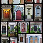 Doors of Charleston by mrthink