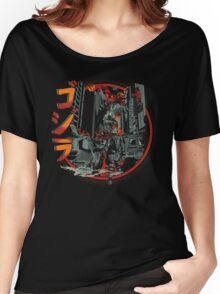 Path of Destruction  Women's Relaxed Fit T-Shirt