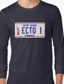 ECTO 1 Long Sleeve T-Shirt