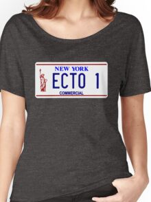 ECTO 1 Women's Relaxed Fit T-Shirt
