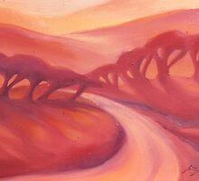 Crossing Lines by Lisa Jasak