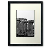 Stonehenge Jackdaw Framed Print