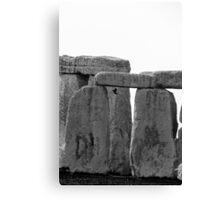 Stonehenge Jackdaw Canvas Print