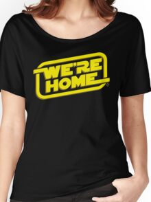 We're Home Women's Relaxed Fit T-Shirt