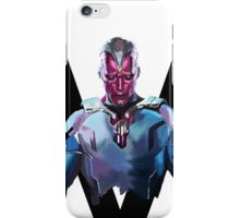 Exclusive THE VISION Merchandise iPhone Case/Skin