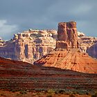 Valley of the Gods, Utah by Erwin G. Kotzab