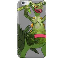 Sceptile at Home iPhone Case/Skin