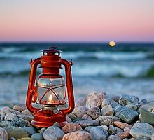 Tiny Lighthouse #2 by Eduard Gorobets