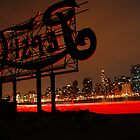 Pepsi Sign NYC by 750nanometers