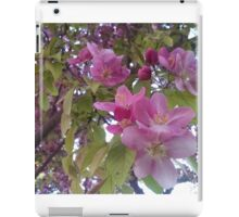 Spring Blossoms #1 iPad Case/Skin