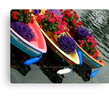 Floating Gardens ~ Part One Canvas Print