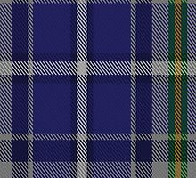 00360 Waterford County, Crest Range Fashiont Tartan  by Detnecs2013