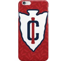 Arrowhead Cleveland Red iPhone Case/Skin