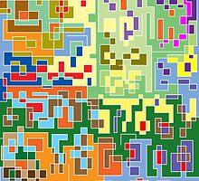 Maps  by Tony Vazquez