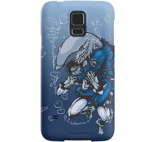 """... And I am the SHARK"" Samsung Galaxy Case/Skin"
