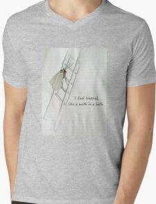 A Moth In A Bath Mens V-Neck T-Shirt