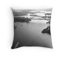 bridgehouse Throw Pillow