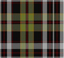 00357 Tyrone County, Crest Range Fashion Tartan by Detnecs2013