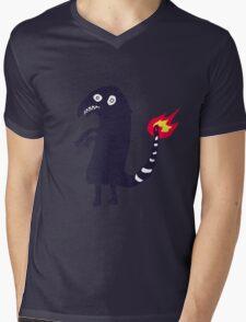 Charmander Imgur's Tattoo Mens V-Neck T-Shirt