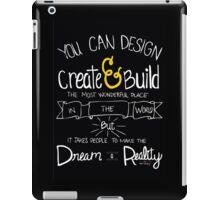 Create and Build iPad Case/Skin