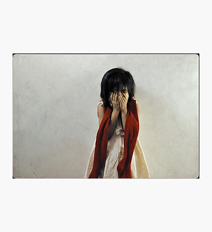 Sympathy for Lady Vengeance Photographic Print