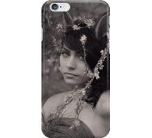 bunny girl iPhone Case/Skin