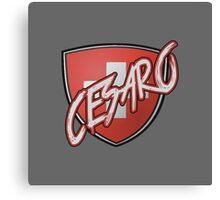 CESARO Canvas Print