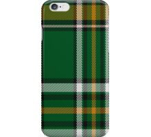 00350 Ofally County, Crest Range Tartan  iPhone Case/Skin