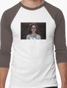 Poor Little Alice Men's Baseball ¾ T-Shirt