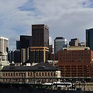 Dowtown Denver by MarcVDS