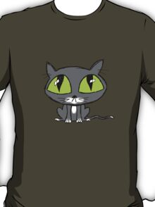 Cute Big Eyed Cat T-Shirt