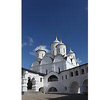 View of the  Spaso-Prilutsky  monastery Photographic Print