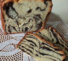 Cake with poppy seeds by mrivserg