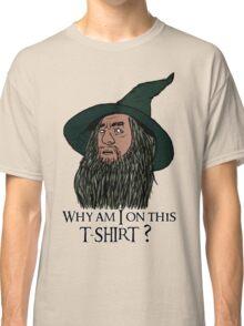 Confused Gandalf Classic T-Shirt
