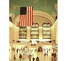 NYC Grand Central Station Photographic Print
