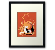 Charizard Double Framed Print