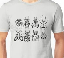 Insect Collection Unisex T-Shirt