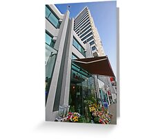 111 PICCADILLY 3 Greeting Card