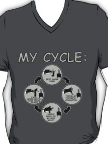 My Cycle  T-Shirt