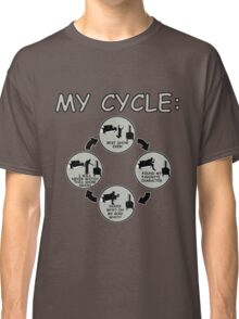 My Cycle  Classic T-Shirt