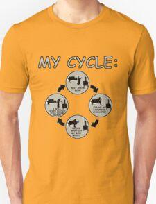 My Cycle  T-Shirt
