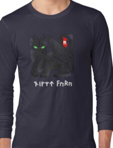 Night Fury Long Sleeve T-Shirt