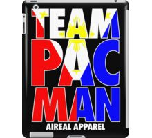 TEAM PACMAN PACQUIAO BY AIREAL APPAREL iPad Case/Skin