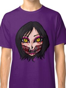 Mortal Kombat x  - Chibi Mileena Face Classic T-Shirt