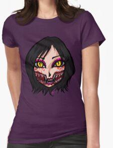 Mortal Kombat x  - Chibi Mileena Face Womens Fitted T-Shirt