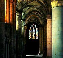 Church in Scotland by Angelika  Vogel
