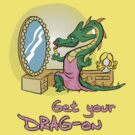 Get your DRAG-on by Dan Ives