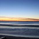 Sunrise Blue by Deon de Waal